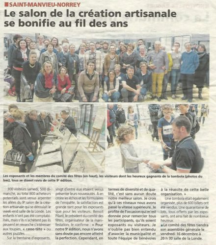 Exposition saint-manvieux-norrey