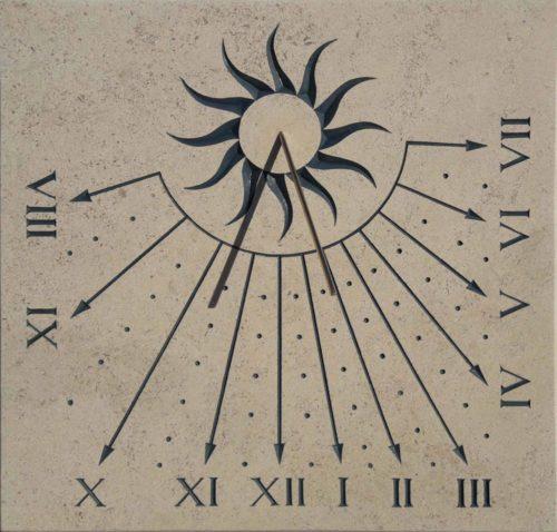 Cadran Solaire Méridional soleil