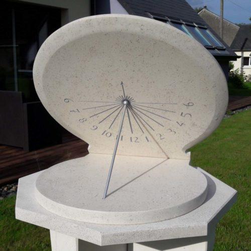 Cadran solaire équatorial